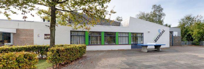 Basisschool Het Beekdal in Chaam is een van de twee scholen die in de toekomst een plek krijgen in het nieuw te bouwen Kindcentrum in het dorp.