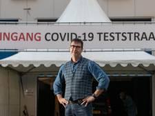 Cateringbedrijf uit Bant start met commerciële teststraten: 'Verzorg liever feesten en partijen'