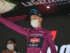 """Tim Merlier """"très heureux et très fier"""" de sa première victoire en Grand Tour"""