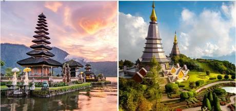 Indonesië stoot Thailand van de troon als populairste bestemming in Azië