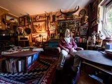 Oud-rattenvanger Jan uit Markelo heeft een huis vol indianenspullen: 'Alles moet wel echt zijn'