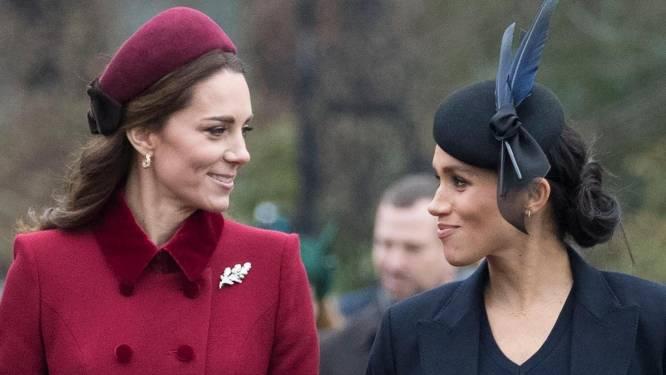 """Gaat Meghan Markle langs bij plastisch chirurg? """"Ze doet er alles aan om jonger te lijken dan schoonzus Kate Middleton"""""""