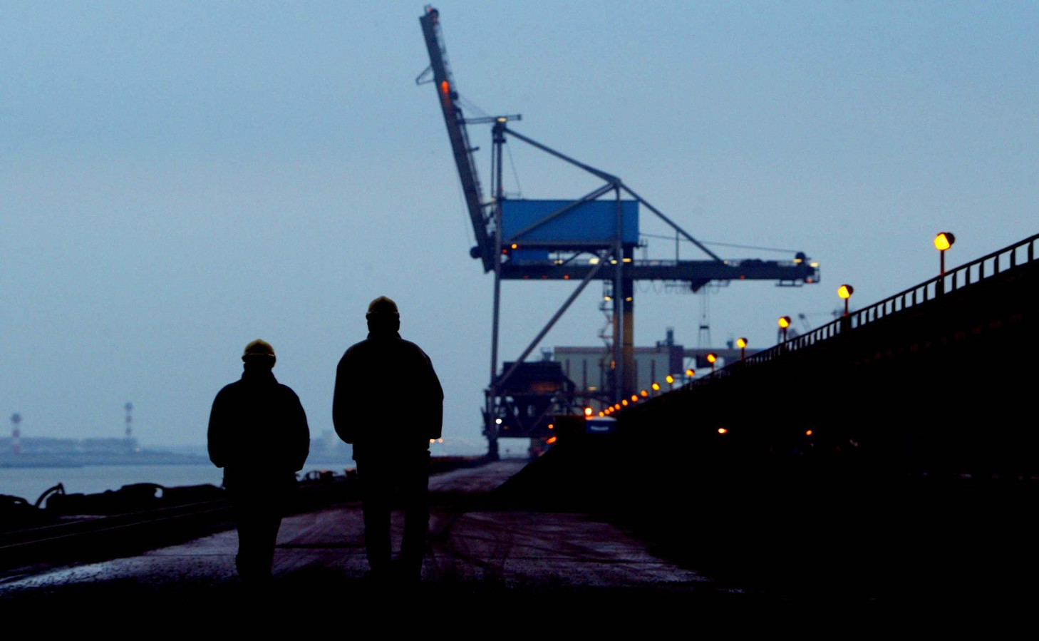 Havenwerkers