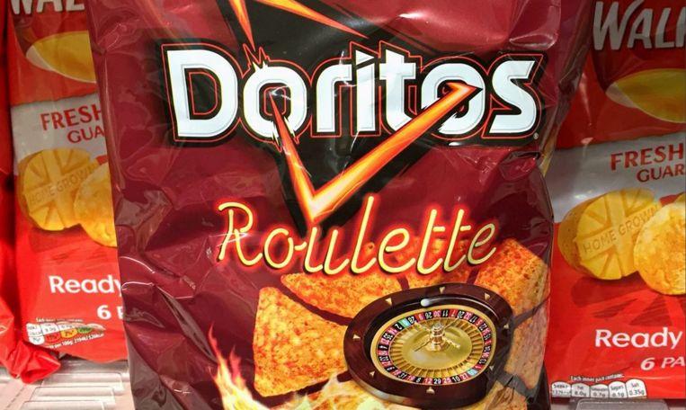 De 'gevaarlijke' chips. Beeld Madelon Meester