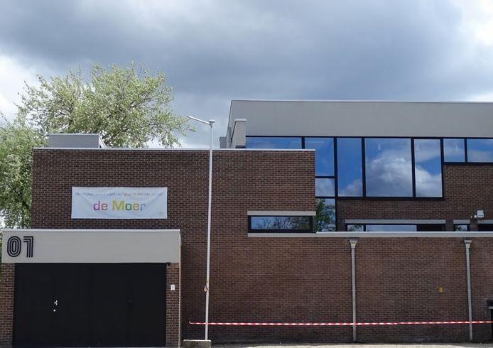 Het nieuwe vrijetijdshuis De Moer in Vosselaar.