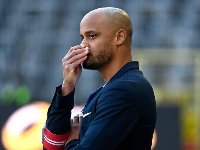 De vraag die iedereen zich stelt beantwoord: durft men op Anderlecht niet raken aan Kompany?