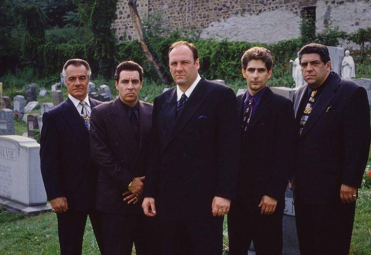 The Sopranos Beeld HBO