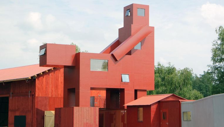 De installatie van Joep van Lieshout Beeld Atelier van Lieshout