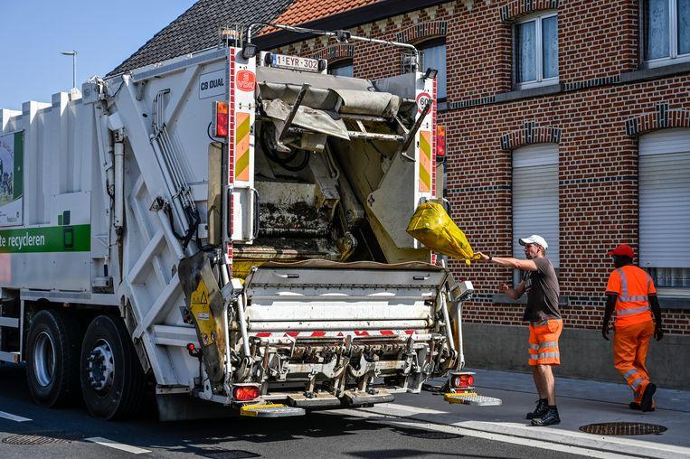 Verko zorgt voor de afvalverwerking in de regio Wetteren/Dendermonde