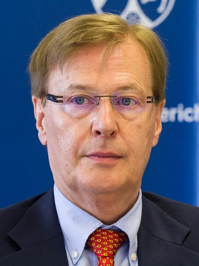 Deelstaatminister van Justitie Peter Biesenbach.