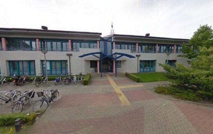 Gemeentehuis Steenwijkerland in Steenwijk.