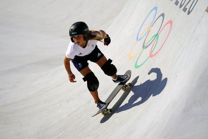 Skateboarden is een olympische discipline.