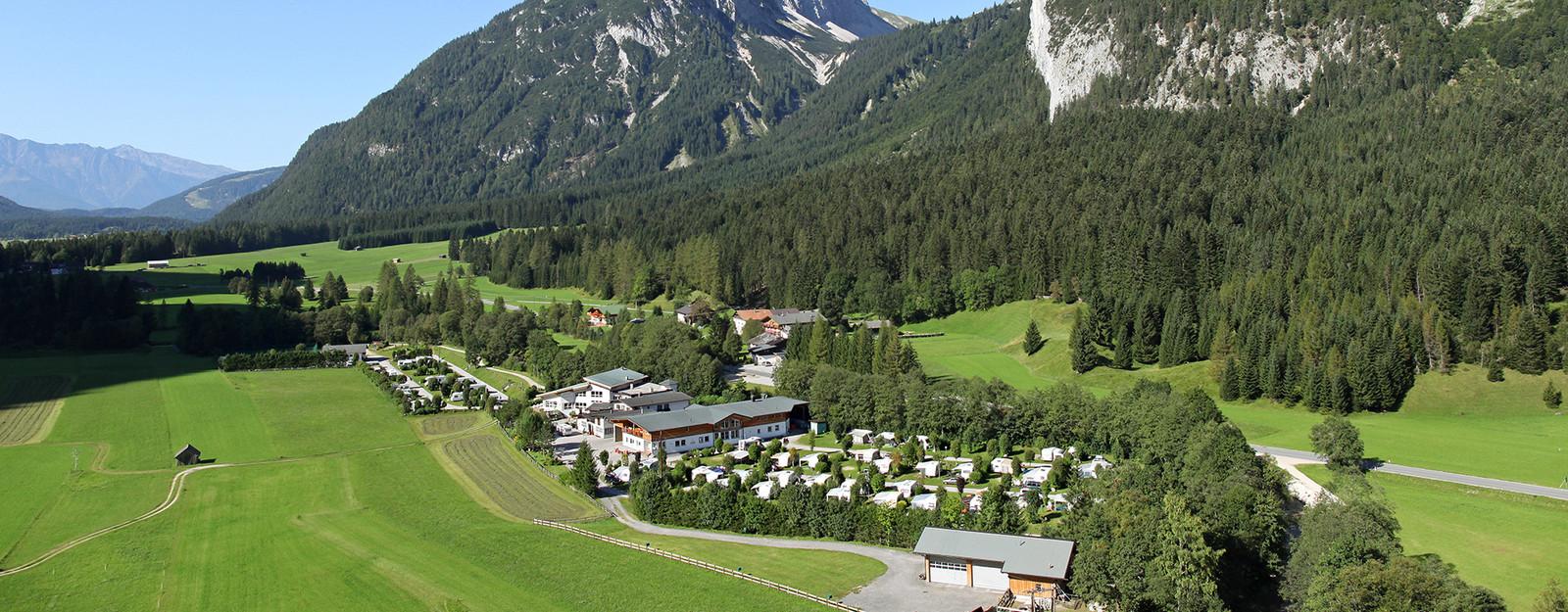 Campingplatz Leutasch in Oostenrijk is dit jaar overgenomen door EuroParcs en wordt de komende periode compleet vernieuwd.