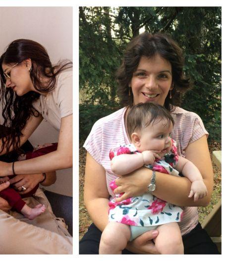 Moeders over de invloed van de corona op hun baby's: 'Carlota (1) is mensenschuw'