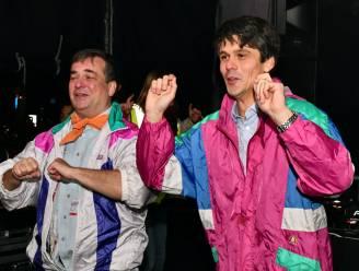 """Minister Dalle en burgemeester Declercq doen Roeselaarse jeugdbewegingen dansen: """"Jullie zijn de grootste familie van Vlaanderen"""""""