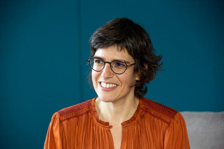 Minister van Energie Tinne Van der Straeten (Groen) wil in 2021 een nieuw subsidiesysteem invoeren: het CRM. Beeld BELGA