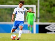 Hernández verlengt contract bij Vitesse en wordt verhuurd aan FC Eindhoven