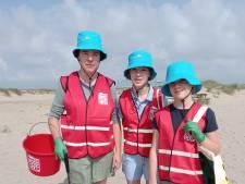 Ruim 3.500 vrijwilligers maken strand proper tijdens Eneco Clean Beach Cup