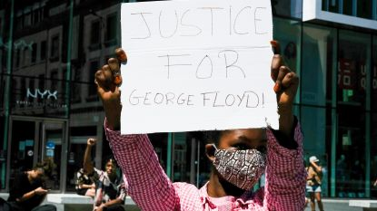 Brusselse BlackLivesMatter-betoging van zondag wordt getolereerd