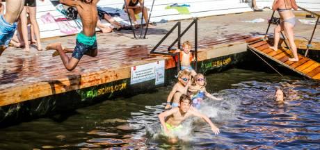 Zwemmen in de Coupure? Dan moet je reserveren