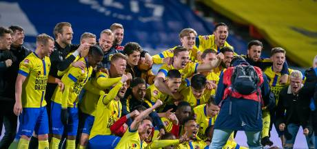 Cambuur in extase na officieuze promotie: 'Justice, justice'