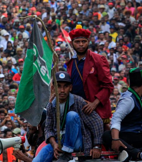 Meer dan 250 gevangenen ontsnapt tijdens protestactie in West-Papoea