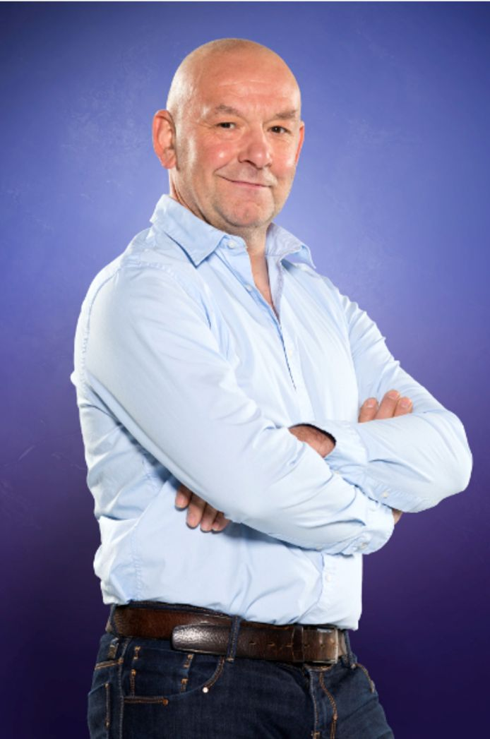 Patrick Van Staeyen (59) uit Schoten is een nieuwkomer in het 'Big Brother'-huis