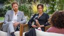 Harry en Meghan in gesprek met Oprah
