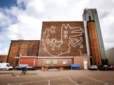 Koelhuis met fabeldier van Keith Haring wordt monument