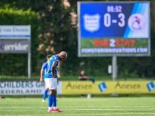 Jong Sparta slaat in slotfase toe tegen GVVV: 0-3