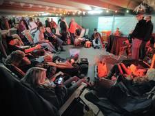 Wildplassen en vandalisme jagen Nacht van het Swaree weg uit parkeergarage Roosendaal