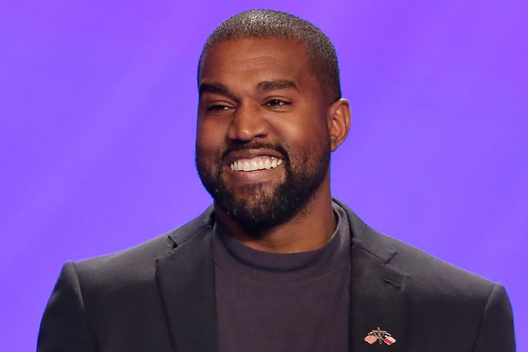 Het was even wachten op 'Donda' van Kanye West.  Beeld AP