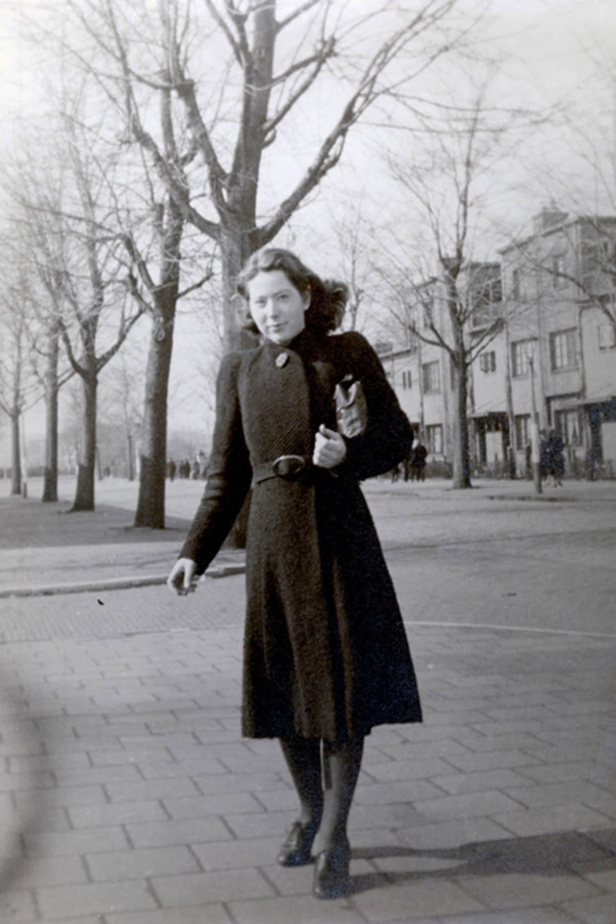 Hannie Schaft. Beeld Verzetsmuseum