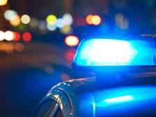 Politieachtervolging in en rond Eindhoven eindigt in crash, bestuurder vlucht en wordt opgepakt met hulp van pepperspray