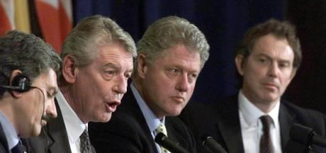 Bill Clinton rouwt om dood Wim Kok: zijn leiderschap is voorbeeld voor nu