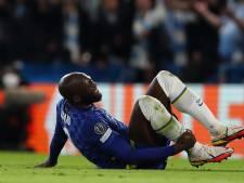 Romelu Lukaku manquera au moins les deux prochains matches de Chelsea