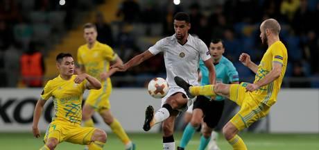 Jordi Cruijff met Maccabi fors onderuit in Astana