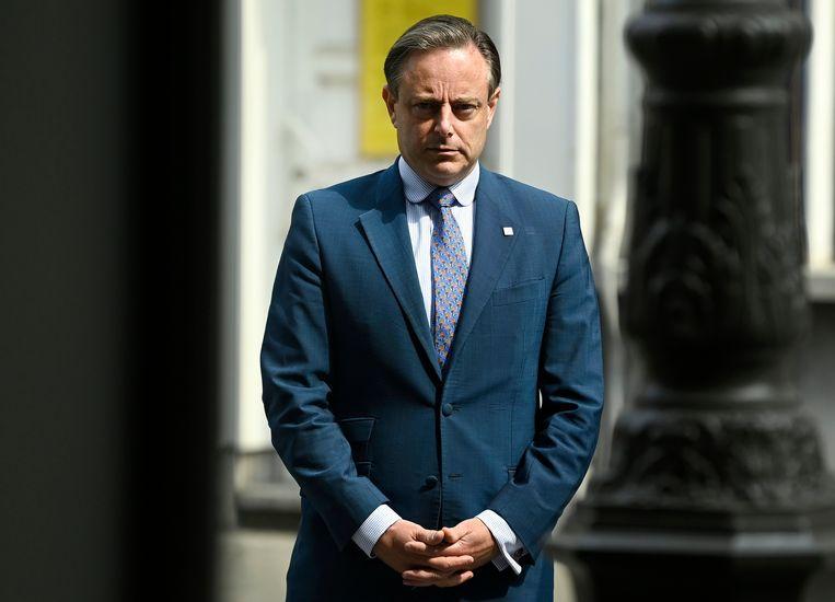 N-VA-voorzitter Bart De Wever. Beeld Photo News