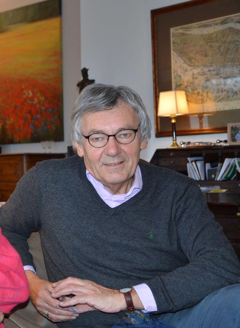 Johan Swinnen. Beeld rv