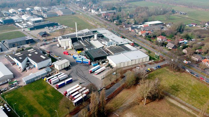 Plukon wil uitbreiden op voormalige Wehkamp-locatie in Dedemsvaart. Omwonenden zien dat niet zitten.