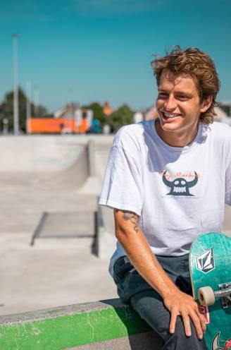 """TIJD VOOR TOKIO. Skateboarder Axel Cruysberghs komt vannacht in actie: """"Eigenlijk was ik eerst niet te vinden voor de Spelen"""""""