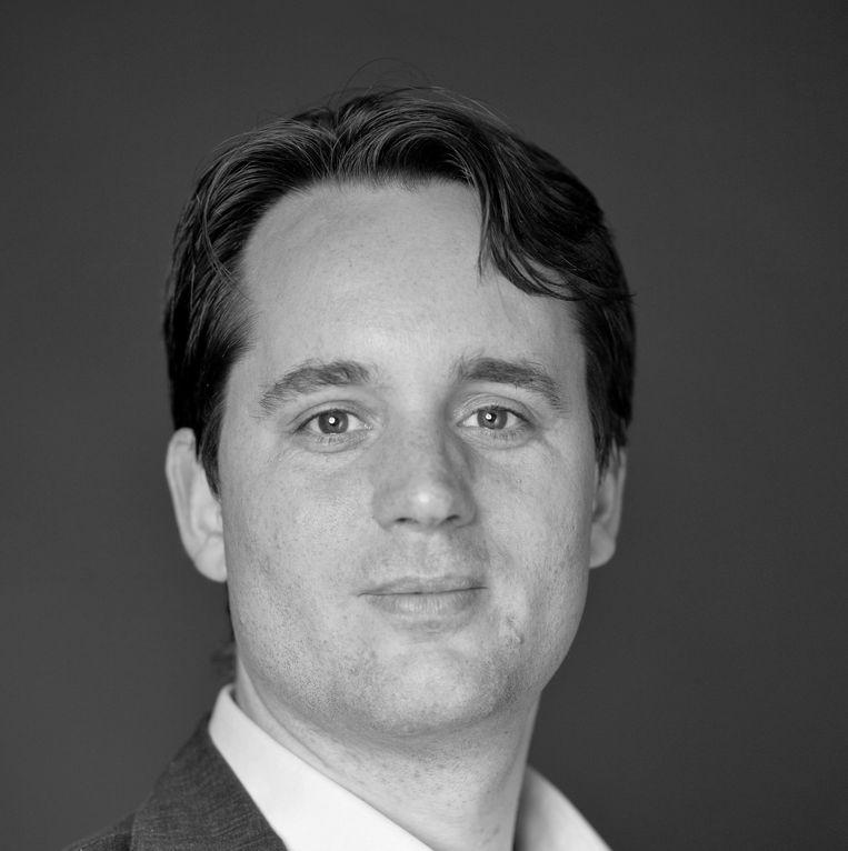Scott Douglas is directeur van de Rekenkamer van de gemeente Almere en bestuurskundige op de Universiteit Utrecht. Beeld