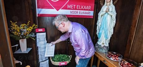 Pastoor Ruud Roefs uit Beuningen kon stervende niet zalven: 'Ik zag ogen die vroegen om nabijheid, maar het kon niet'