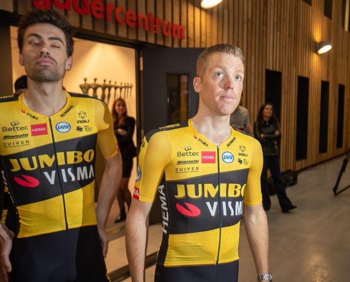 Kruijswijk en Tom Dumoulin.