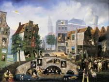 De schilderijen van absurd-realist Jean Thomassen zijn moeilijk te doorgronden