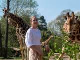 Doutzen Kroes prijst jonge natuurverbeteraars in Burgers' Zoo