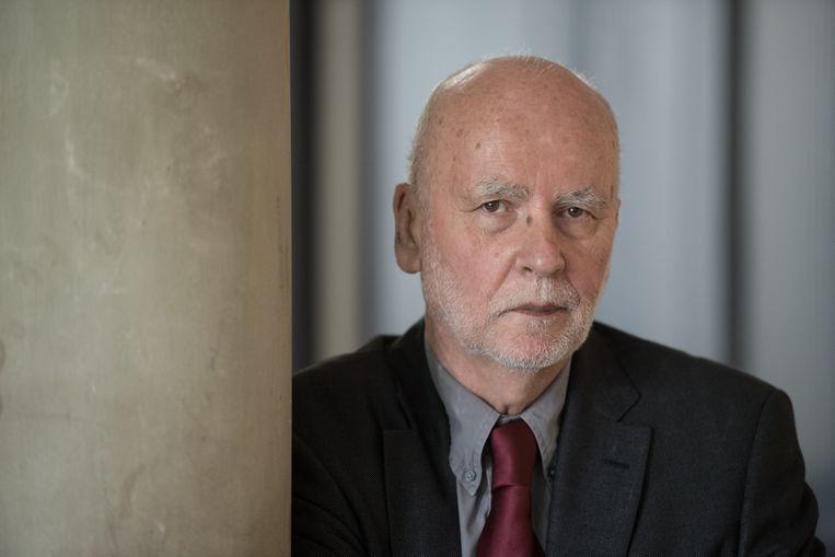 De Poolse dichter Adam Zagajewski. Beeld picture alliance / DPA