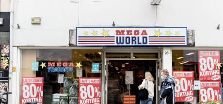 Mega World, l'ancien Blokker, en faillite: 650 personnes perdent leur emploi