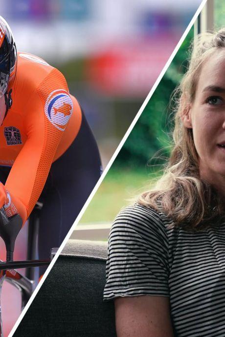 Van der Breggen: 'WK had mijn mooiste moment moeten zijn'