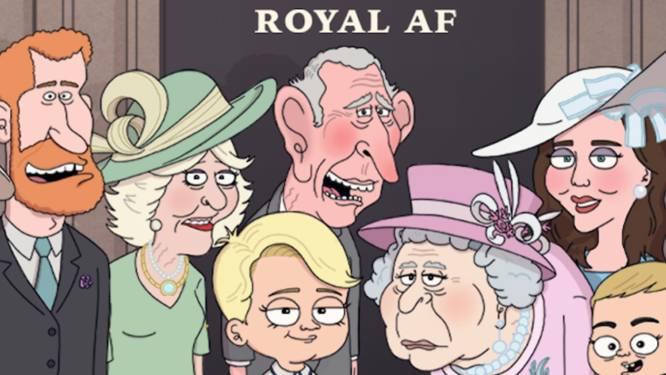 """Orlando Bloom verdedigt 'problematische' satire over prins George: """"Er is geen kwade wil mee gemoeid"""""""